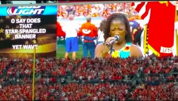 National Anthem – Broncos