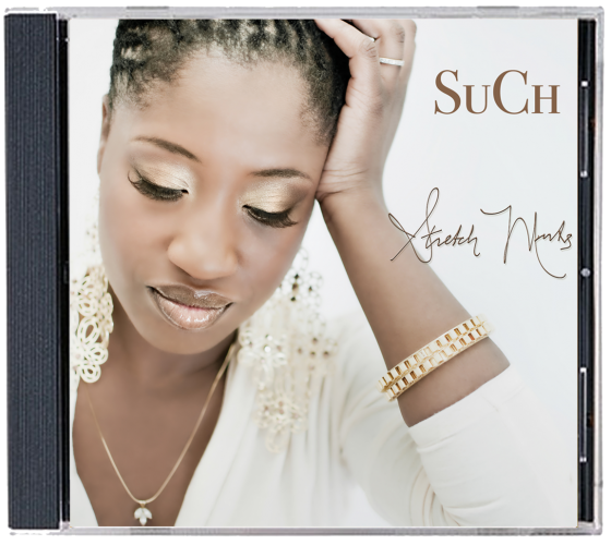 Stretch Marks Autographed CD
